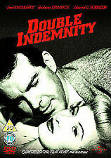 DOUBLE INDEMNITY & ACROSS THE PACIFIC ARE TWO OF FOUR FILMS ON 1 DVD [DVD ONLY]