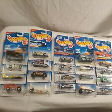 Mattel Hot Wheels Collectible Car Lot Complete Flamethrower Series +More Lot #5