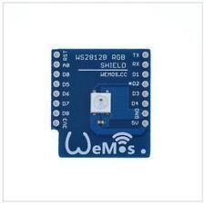 RGB LED Shield WS2812B Wemos D1 Mini IOT Blynk ESP8266 Arduino Node Mcu