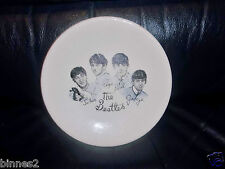 THE BEATLES GENUINE WASHINGTON POTTERY - HANELY ENGLAND SIDE PLATE LOVELY