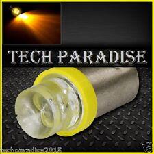 2x Ampoule BA9S T4W T2.3W LED Bulb Jaune Orange Yellow veilleuse lampe light