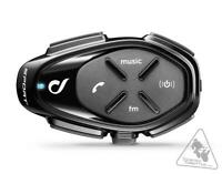 Interphone SPORT Bluetooth Motorcycle Communicator Dual Pack
