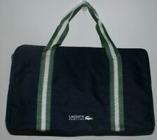 Lacoste Parfums Blue Holdall Sports Weekend Travel Overnight Bag