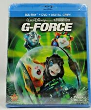 G-Force (Blu-ray/DVD, 2009, 3-Disc Set, Includes Digital Copy) New sealed !