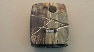 Bushnell Yardage Pro Sport 450 Laser Rangefinder, Reel Tree Camo