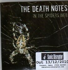 (BR410) The Death Notes,  In The Spider's Web - DJ CD