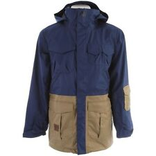 Analog Freedom Snowboard Jacket (XL) River Blue
