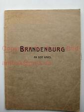 Brandenburg an der Havel Franz Hirschfeld die 500jährige Hohenzollern-Jubelfeier