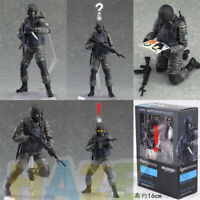 Figma298 Metal Gear Solid 2 Sons Of Liberty Gurlukovich Soldier Figure Model