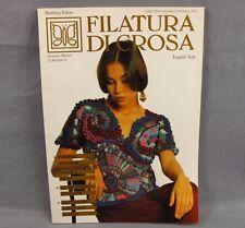 Filatura Di Crosa Softcover Book Knitting Italian Autumn-Winter Collection 2