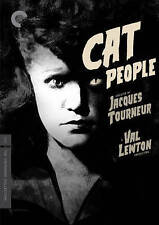 Cat People (DVD, 2016, 2-Disc Set, Criterion Collection)
