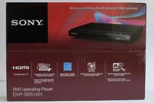 Euc Sony Dvp-Sr510H Upscaling Hdmi 1080p Dvd Player with Remote Control In Box