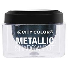 City Color Metallic Eye Shadow Pots Lightweight Cream NEW CHOOSE ONE