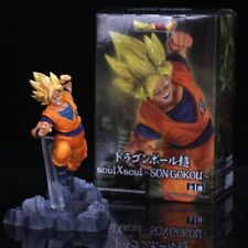 Anime Dragon Ball Goku Super Saiyan PVC Action Figure DBZ 13cm Spedizione 48 ore