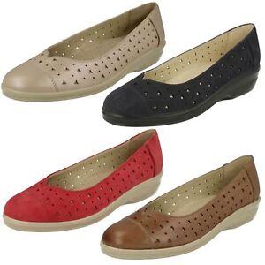 Mujer Padders Zapatos Planos Mocasín Ee Ajuste de Ancho - Faye