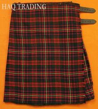 Scottish Cameron of Erracht Mod Tartan Kilt 13oz and Kilt Pin.