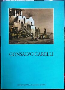(Pittura Napoletana dell'800) GONSALVO CARELLI - Mediterranea Galleria d'Arte