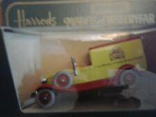 HARRODS KNIGHTSBRIDGE of London pressofusione Cavallo e Carro esclusivo edizioni nuovo con scatola