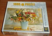 Spring Sentiments 1000 Piece Jigsaw Puzzle King Classic Collection New Sealed