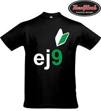 JDM t-shirt honda civic ej9 Wakaba young Leaf Shoshinsha