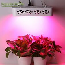 PopularGrow 300W LED Grow Light Full Spectrum IR UV Panel For Commercial Plant