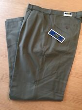 Lobo by Pendleton Country Cotton Pleated Pants 38 x 44 Green Nos Usa 3