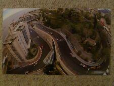 2008 Formula 1 Monaco GP Print Picture Poster RARE Awesome L@@K