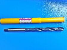 gühring 1 x forets hélicoïdaux 11,5 mm - no. 245 DIN 345 RN HSS MK1 neuf