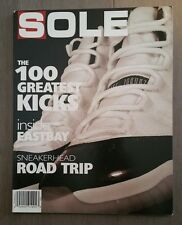 Sole Collector Magazine Issue 24 The 100 GREATEST KICKS September October 2008
