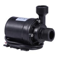 Bomba Agua Sumergible De 800L/H 19W Para Acuario Estanque Fuente Pecera
