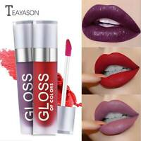 Waterproof Long Lasting Velvet Matte Lipstick Women Makeup Liquid Lip Gloss Gift