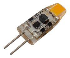 G4 0705 LED 12V (10~20V AC / DC) 1W 120LM WHITE BULB ~10W