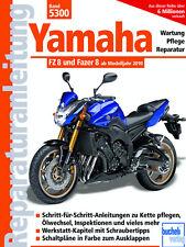 YAMAHA FZ 8 und FAZER 8 AB 2010 REPARATURANLEITUNG 5300 WARTUNGSHANDBUCH