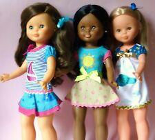 Nancy Rack Doll Famosa Nancy Burra Vestidos Colgador Juguetes