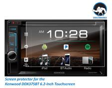 Anti-glare Screen Protectors For Kenwood DDX375BT (2pcs) - Tuff Protect