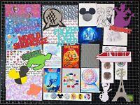 EPCOT Disney World Scrapbook Kit! Project Life Paper die cuts, Scrapbooking Park