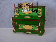 Hard Rock Cafe Atlanta Limited Edition Lapel Hat Pin Upright Piano RARE