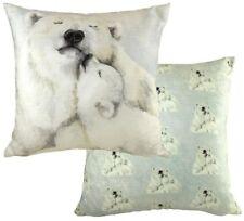 """17"""" 43 cm Skandi Amore Orso Polare Cuscino-Evans Lichfield DPA955 INVERNALE Fauna Selvatica"""