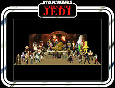 VINTAGE STYLE STAR WARS JABBA'S PALACE PLAYSET RARE!!!!!!!