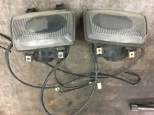 LAND ROVER DISCOVERY 2 FOG LIGHTS LAMPS 1999-2002 99-02
