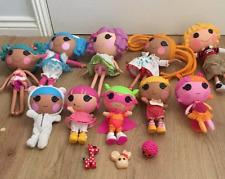Lalaloopsy 10 dolls bundle