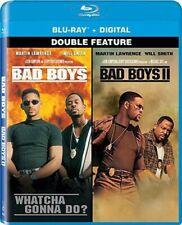Bad Boys / Bad Boys II [New Blu-ray] 2 Pack, Ac-3/Dolby Digital, Dubbe