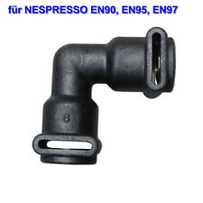 Neu DeLonghi Raccord Winkel 90° für Kaffeemaschine NESPRESSO EN95.S, EN90, EN97