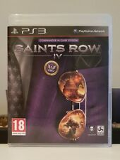Saints Row IV 4 - PS3 Playstation 3, Tested, Instructions, Free Post