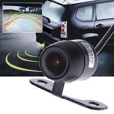 170° CMOS Mini Color Car Front Rear View Reverse Backup Camera Kit Night Vision