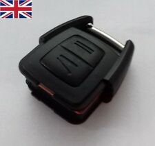 New Vauxhall / Opel Astra Vectra Zafira 2 Button Remote Key Fob Case Shell Cover