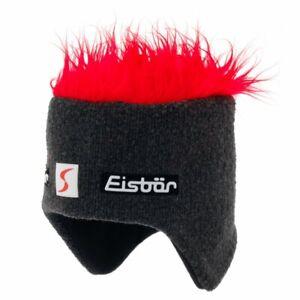 Eisbar Cocker Ski Hat Red/Charcoal
