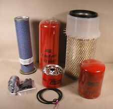 Bobcat Filter Kit 943 Skid Steer Oil Fuel Air (2) FOR late S/N  12001 AND ABOVE
