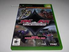 MX Vs ATV Unleashed Xbox Original PAL *Complete* Chad Reed
