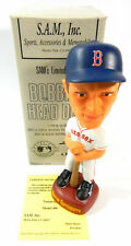 HTF Nomar Garciparra White Red Sox Limited Edition SAM Bobblehead
